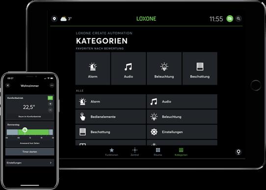 an-smartbuilding-hight-tech-mobile-app-steuerung